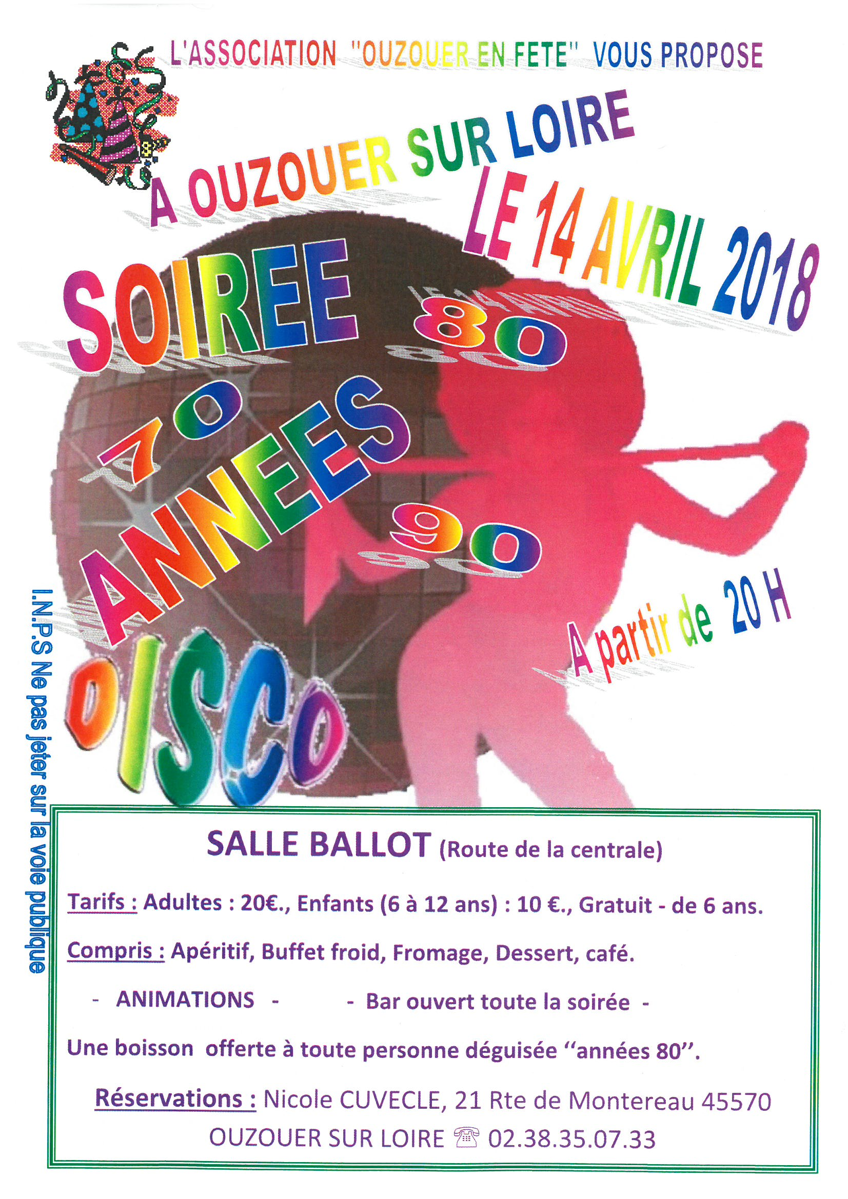 SOIREE DISCO